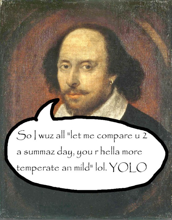 Shakespeare edit